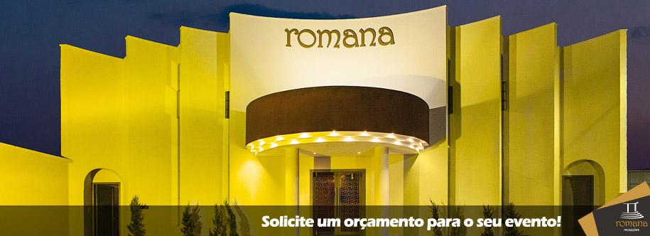 Salão de Festa BH - Romana Recepções - Galeria